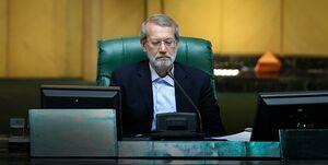 لاریجانی:لایحه بودجه پس از اصلاح در ساختار به مجلس میآید