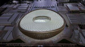 فیلم/ ماکت ورزشگاههای جامجهانی 2022 قطر