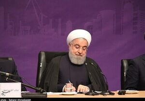اختصاصی: دستور روحانی برای ابطال حکم دامادش در معاونت وزیر صمت
