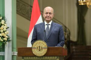 انصراف رئیس جمهوری عراق از تابعیت انگلیسی خود