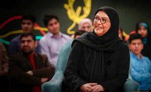 فیلم/ ادای دین خانوم بازیگر به خانوادههای شهدا