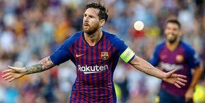 آخرین چالش فوق ستاره بارسلونا در سال ۲۰۱۸