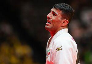 شکست ملایی در نیمهنهایی جودوی قهرمانی جهان