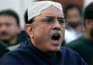 حزب مردم دولت پاکستان را به سرنگونی تهدید کرد