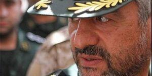 فرمانده کل سپاه در پیامی درگذشت سردار منصوری را تسلیت گفت