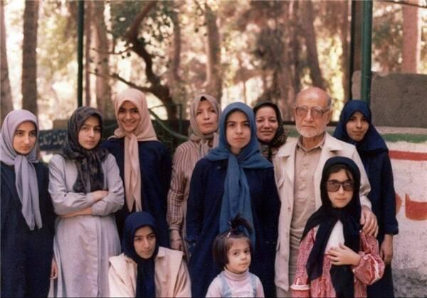 همسر «مهدی بازرگان» درگذشت  + عکس