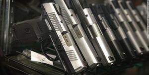 مرگومیر ناشی از شلیک گلوله در آمریکا رکورد زد؛ 40 هزار نفر در یک سال