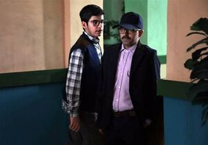 تصاویر جدید از سریال تازه شبکه ۲