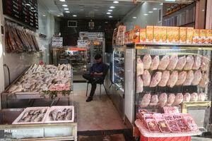 قیمت مرغ رکورد زد/ نرخ به ١٣ هزارتومان رسید