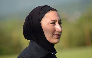 تصمیم دختر آمریکایی برای بازی در ایران!