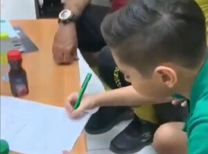 فیلم/ قرارداد پسر فرهاد مجیدی با الوصل امارات