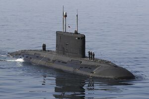 ایران به سراغ ساخت زیردریایی 3200 تُنی میرود