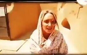 گریه کردن گردشگر انگلیسی در ایران! +فیلم