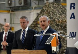 نتانیاهو کشورهای منطقه را با موشک تهدید کرد