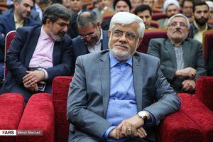 تنها خوبی ایران از نظر عارف!/ شانس مردم از بابت رئیسجمهور نشدن هاشمیطبا