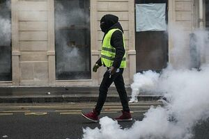 گاردین: جنبش جلیقهزردها همه جای اروپا هست