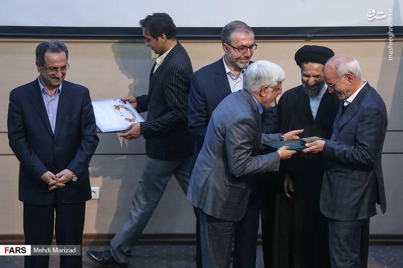 تودیع و معارفه استاندار تهران