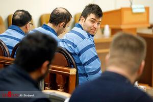 عکس/ دادگاه صرافان متخلف