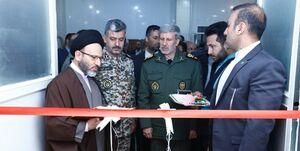 خطوط تولید تجهیزات الکترواپتیکی پیشرفته در اصفهان افتتاح شد