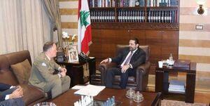 سعد الحریری: لبنان به قطعنامه 1701 پایبند است، جلوی اسرائیل را بگیرید