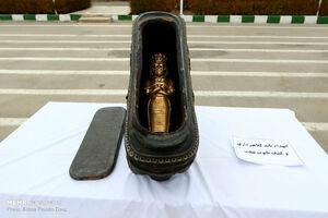 عکس/ کشف تابوت مومیایی در اصفهان!