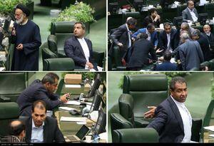 دوربین مخفی نمایندگان در مجلس
