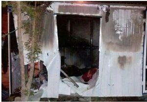 صدور دستور بازداشت خاطیان حادثه آتشسوزی مدرسه دخترانه زاهدان