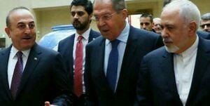 ظریف: غرب راهکار سیاسی تحت رهبری سوریها را پذیرفت