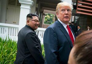 شرط آمریکا برای برداشتن تحریمهای کره شمالی