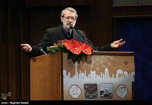 لاریجانی: قاچاق زخم مزمن کشور است