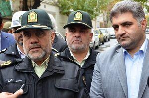 کشف ۳۶ قبضه اسلحه در تهران