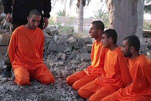 اعدام ۷۰۰ نفر از سوی داعش در شرق سوریه