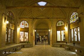 عکس/ از زیباترین بازارهای سنتی ایران