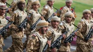 ارتش قطر
