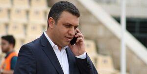 مدیرعامل باشگاه نساجی قائمشهر استعفا کرد
