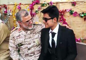 فیلم/ اقدام قابل تحسین یک فرمانده سپاه در قشم