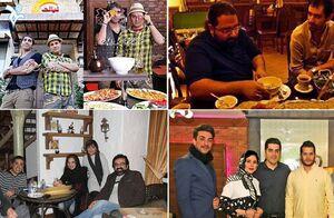 شغل دوم مشهورترین سلبریتیهای ایرانی +عکس