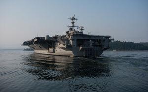 یو. اس. اس جان استنیس USS John C. Stennis