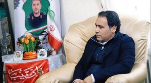مهدوی کیا به دیدار خانواده شهید مدافع حرم رفت +فیلم