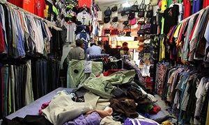 آغاز برخورد با عرضهکنندگان پوشاک قاچاق
