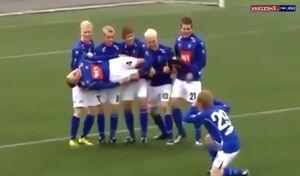 فیلم/ اتفاقات جالب و خنده دار دنیای فوتبال