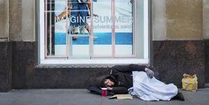 اوکراینیها نیمی از درآمد خود را به خرید غذا اختصاص میدهند