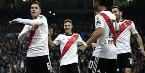 تیم ریورپلاته آرژانتین سوم جهان شد