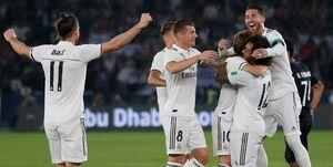 برتری پرگل اما نامطمئن رئال مادرید در جام حذفی اسپانیا