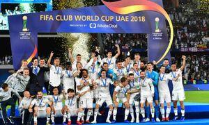 فیلم/ مراسم باشکوه جشن قهرمانی رئال مادرید