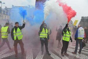 تشدید درگیریها در سراسر فرانسه