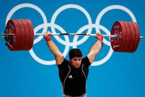 طلایی شدن نواب نصیرشلال در المپیک بعد از ۸ سال