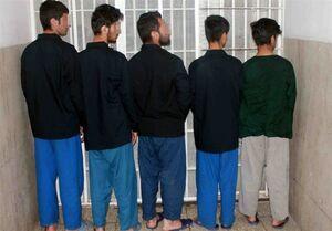 جزییات دستگیری باند گوشی قاپهای تهران