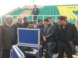 فیلم/ تست VAR در ایران با حضور فغانی