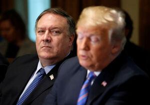پامپئو باز هم علیه برنامه موشکی ایران موضع گرفت